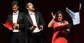 ópera de cuatro notas dirigida por paco mir